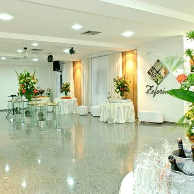 Aluguel de espaço para eventos em Guarulhos