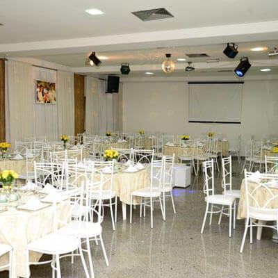 Espaço para eventos empresariais em Guarulhos