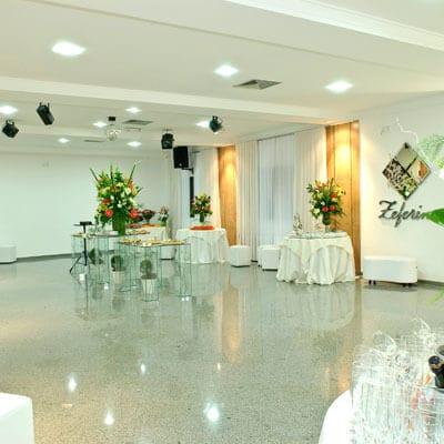 Locação de espaço para evento em Guarulhos
